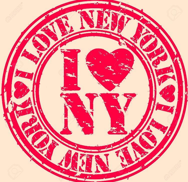 New York Stamped My Heart Jennypennyxx Blogger Writer Loving